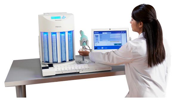 Signature® Cassette Printer - Robotic Feed (SCP-R)