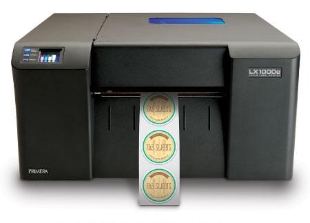 Etiquetadora LX1000e