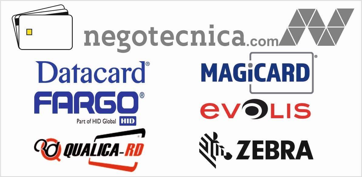Impresoras de tarjetas plásticas